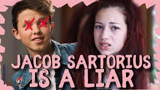 Danielle Bregoli responds to Jacob Sartorius