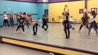 AGNEZ MO   Coke Bottle Ft. Timbaland & T.I.   Joy Spears Choreography At DC Dance Factory