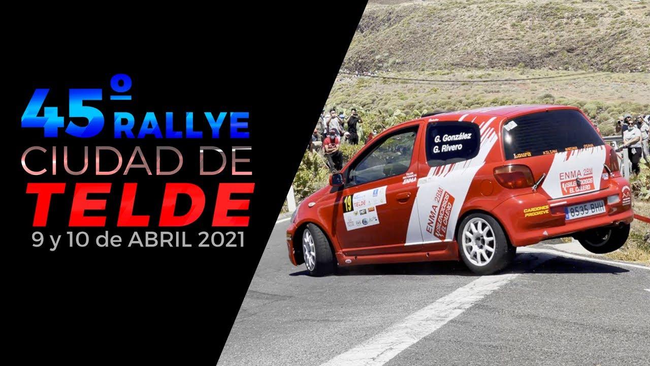 45º Rally Ciudad de Telde - TC02 Cuatro Puertas