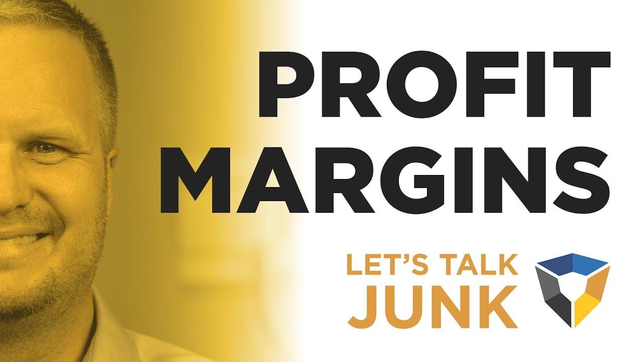 Profit Margins of Junk Removal Businesses