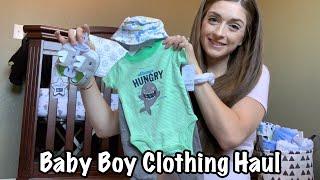 BABY BOY CLOTHING HAUL 2020