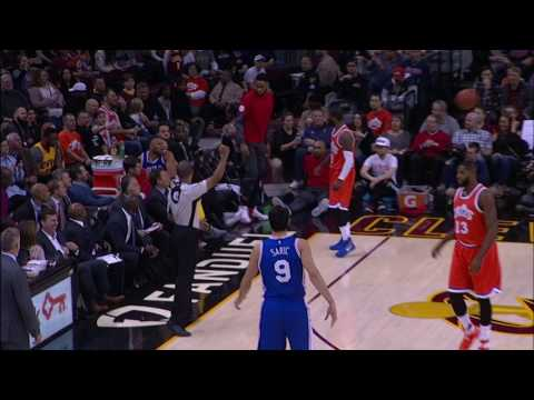 Philadelphia 76ers at Cleveland Cavaliers - March 31, 2017