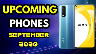 Upcoming smartphones in september 2020| best vivo phon| new phone launched| camera phone