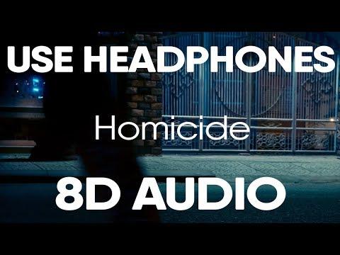 Logic – Homicide (feat. Eminem) (8D AUDIO)