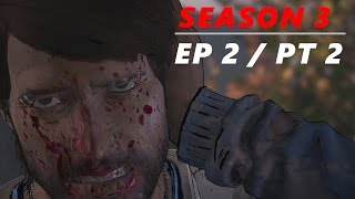 WE HAVE A NEWCOMER! CAN WE TRUST THEM? - The Walking Dead: Season 3 - Episode 2 | Part 2