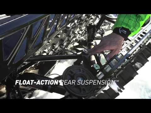 "2016 Arctic Cat XF 8000 137"" CrossTrek ES in Roscoe, Illinois - Video 1"