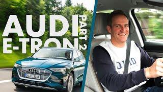 Ist die Autobahn der Akkukiller? | Audi e-tron | Matthias Malmedie
