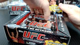 UFC 205 Special 2009-2016 8 Box 52+ Hits UFC Mixer