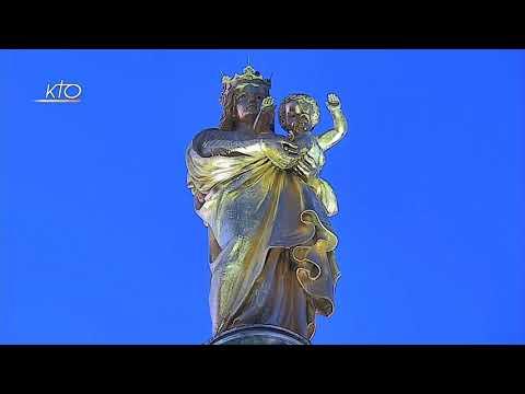 Messe du 12 octobre 2020 à Notre-Dame de la Garde