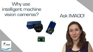 Why use a machine vision camera?