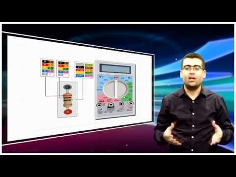 المقاومة الكهربائية وقانون آوم الجزء 2 العلوم الفيزيائية ثالثة إعدادي