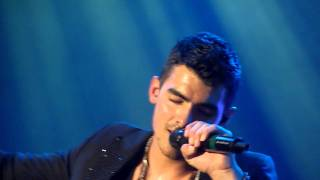 Joe Jonas- I'm Sorry Live Chicago