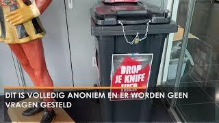 'Drop je knife en doe wat met je life' in Loon op Zand