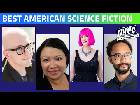 Best American Science Fiction 2020