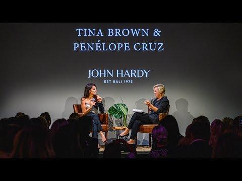 Penélope Cruz on Times Up : WITW x John Hardy