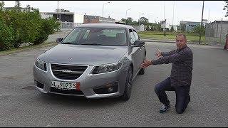 NEW CAR! I Bought A SAAB 9-5 New Generation 2010 - SAAB Vlog #5