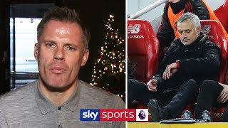 Jamie Carragher reacts to Jose Mourinho sacking & possible replacements!