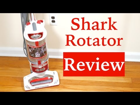 Shark Rotator Professional Lift Away Vacuum Cleaner Review