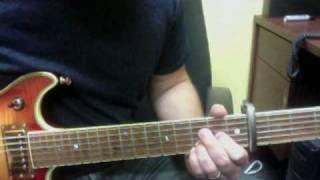 Marvelous Light - Electric Guitar Lesson