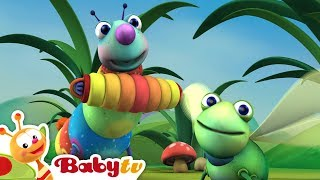 Big Bugs Band - Classical Music for Kids | BabyTV