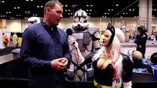 We Spoke to Andrew Moyes of MegaCon Orlando 2018