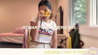 How To Use The KODAK Film Camera M35 | Itryfilm