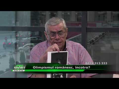 Emisiunea Sport VPTV – 22 august 2016 – Invitati: Tamara Costache, Ion Alexe și Adrian Diaconu