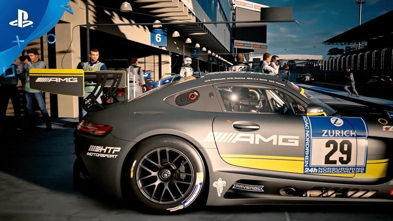 Gran Turismo Sport llega a PS4 el 17 de octubre. Interlagos ha sido confirmada