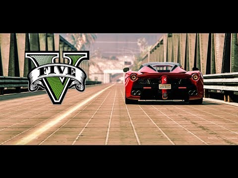 GTA 5 : Exotic Cars Music Video (You Are The Solution)
