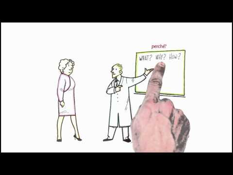 Preview video video il dialogo medico-paziente in reumatologia - i fumetti di ANMAR