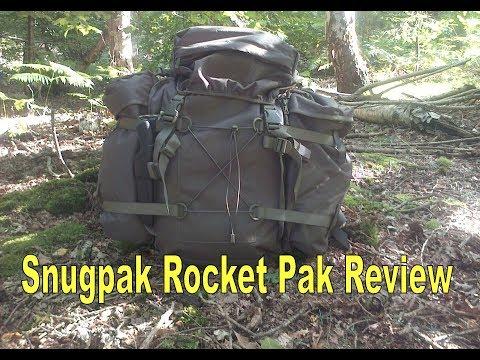 Snugpak Rocket Pak 70 Litre Rucksack Review