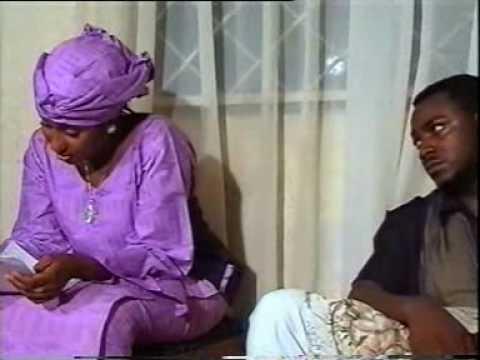 Hausa film Hawayena clip
