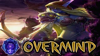 Pushing The Limits of The Draft - Master Sylvanas - Overmind [Heroes of The Storm]