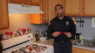 How to Check for Gas Leaks In a Home : Home Safety