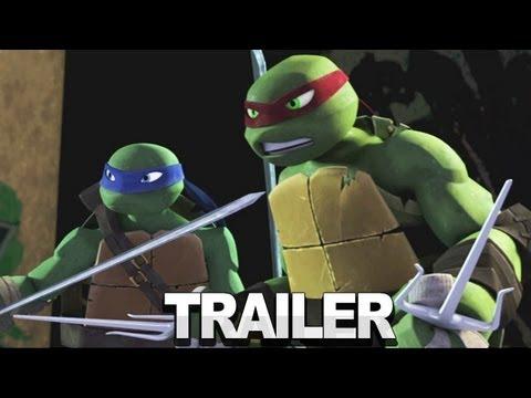 Teenage Mutant Ninja Turtles 2012 TV Series