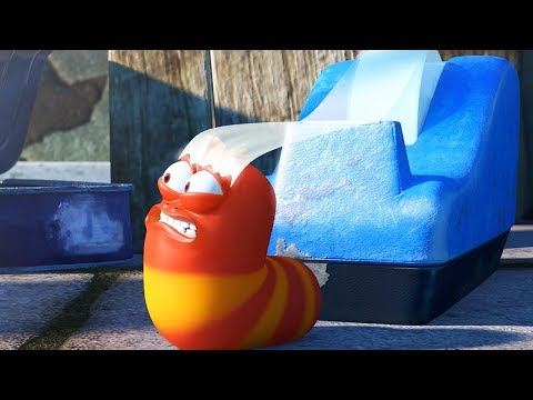 LARVA - CELLOTAPE TROUBLE | Cartoon Movie | Cartoons For Children | Larva Cartoon | LARVA Official