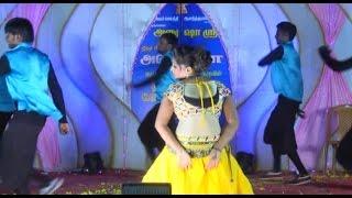 திண்டுக்கல் ரீட்டாவின் செம ஹிட்டான ஆட்டம் Adal Padal 2017 Tamil Record Dance 2017