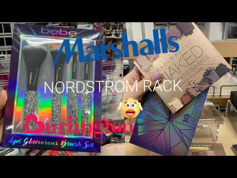 Urban Decay & LORAC At Nordstrom Rack/High End makeup at Marshall's