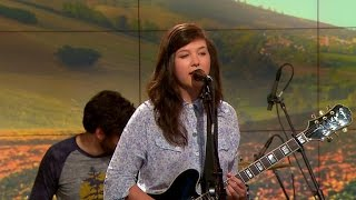 "Saturday Sessions: Lucy Dacus Performs ""Troublemaker Doppleganger"""