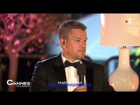 Camille Cottin & Matt Damon, la rencontre - Cannes A La Maison - 09/07/2021 Camille Cottin & Matt Damon, la rencontre - Cannes A La Maison - 09/07/2021