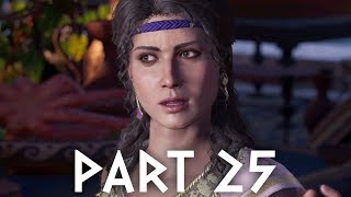 Assassin's Creed Odyssey Gameplay Walkthrough Part 25 - HELPING MOMMY