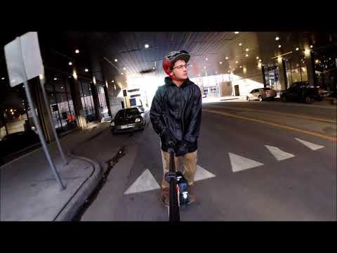 ELECTRIC UNICYCLE (BEST RIDE EVER) KING SONG 16S