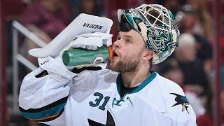 NHL Goalie Pulled Part 3