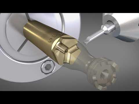 Nine9 新開發ERgo 99816 B02 側軸方向搪孔刀