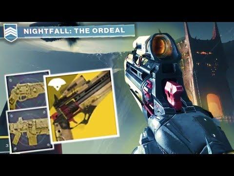 950 Power Nightfall w/ NEW Exotic Hand Cannon! | Shadowkeep First Look