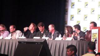 SDCC 2012: Firefly (Joss & Nathan) 10th Years Panel #4
