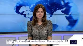 RTK3 Lajmet e orës 10:00 13.08.2020