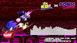 """Sonic Vs. Metal KO""   OK KO X Sonic Remix (Collab W TNHGameRemixes!!)"