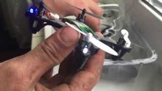 Обзор квадрокоптера hubsan x4 с камерой