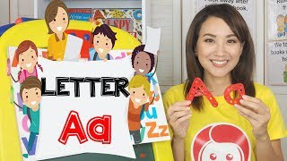 Kindergarten | Writing the Letters of the Alphabet | Teacher Celine